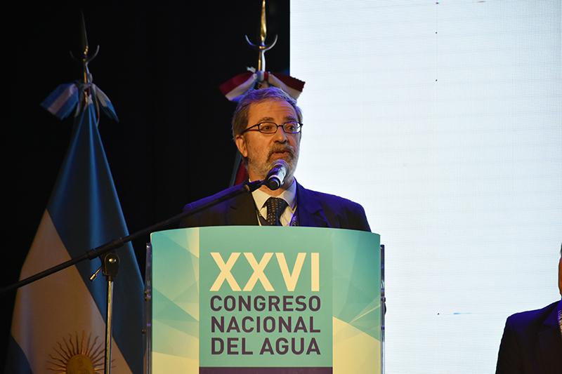 El Dr. Andrés Rodriguez